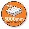 Rain protection iceland waterproof 5000mm
