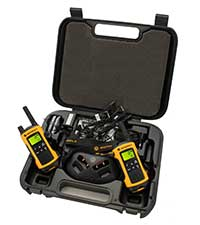 Two way radio Iceland rental