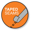 taped seams Iceland