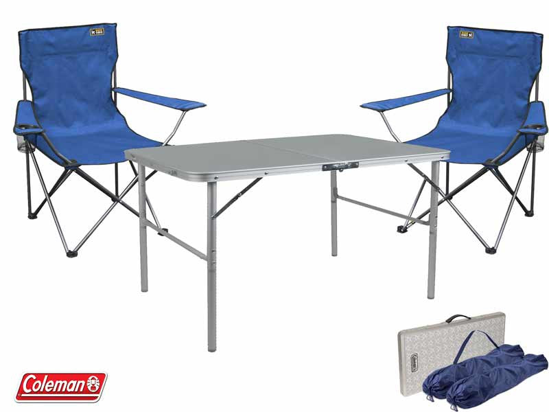 iceland table & chair for rent - iceland camping equipment