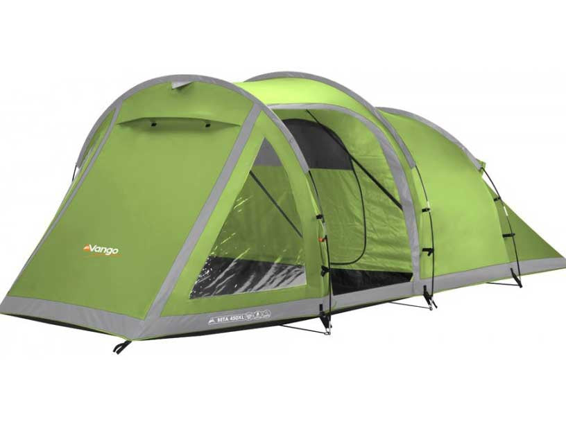detailed look 3f1dc 07579 Tent - 4 persons XXL - Iceland