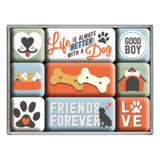 Magnet Sets - Cat & Dog