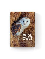 Wise Owls by Affirmations - 24 noble, wise and happy hoots
