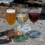 Glass on the Grass - Coasters
