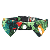 Dog Shirt Collar or Leash - Jungle Fever