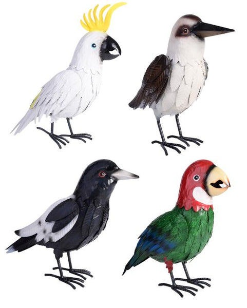 Metal Aussie Birds