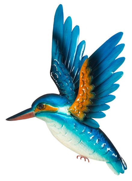 Kingfisher wall hanging