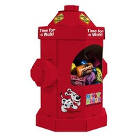 Bags on Board - Fire Hydrant - display unit for dog poo bags