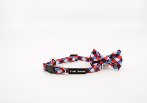 Trend Setter Cat Collar by Soapy Moose