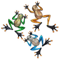 Wall Art Frogs - Assorted Colour