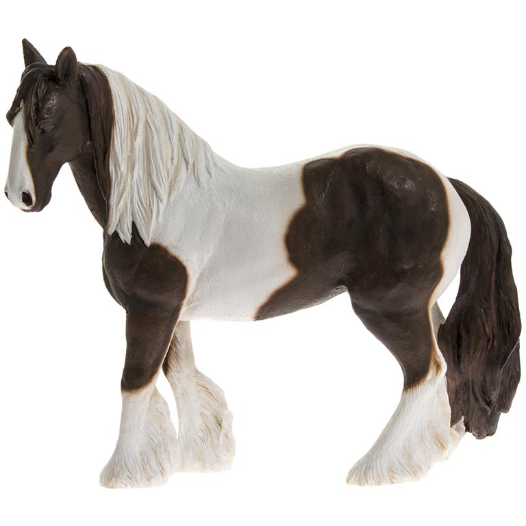 Leonardo Collection - Brown & White Horse