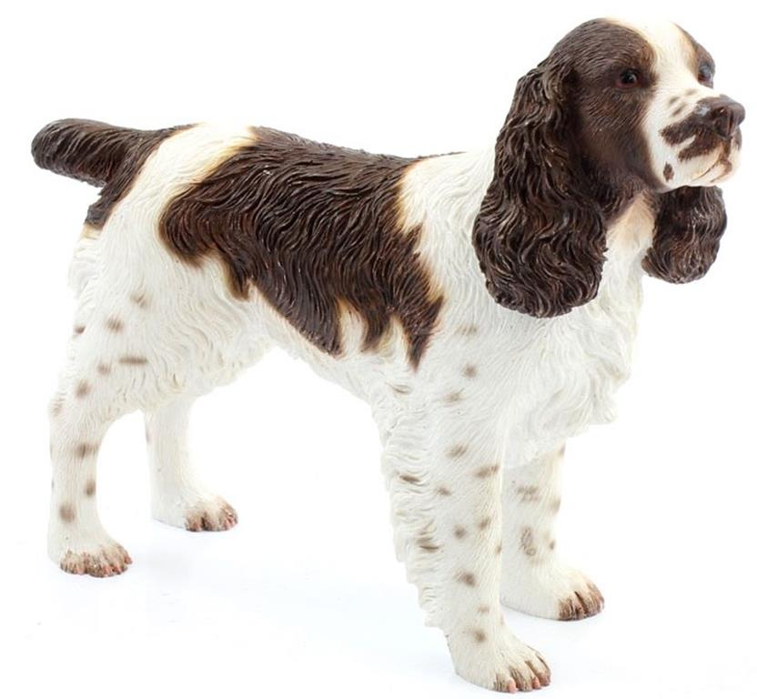 Leonardo Collection - Spaniel Brown & White