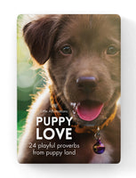 Puppy Love by Affirmations - 24 playful proverbs from puppy land