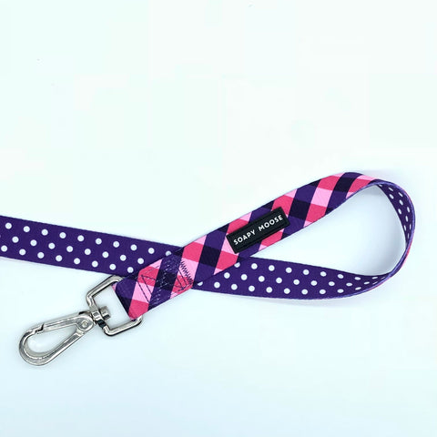 Fashionista Leash by Soapy Moose
