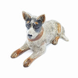 Ceramic Cattle Dog - Light or Dark