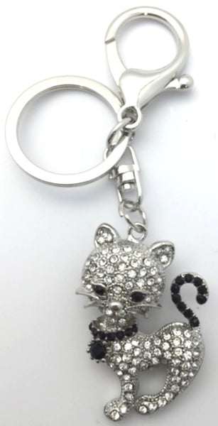 Keyring Boxed Diamante