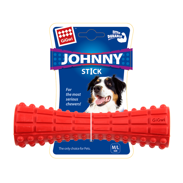 Johnny Stick with Treat Dispenser
