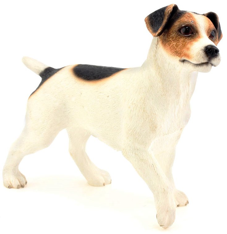 Leonardo Collection Dog - Jack Russell