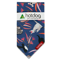 Hot Dog Bandana - Animal mix