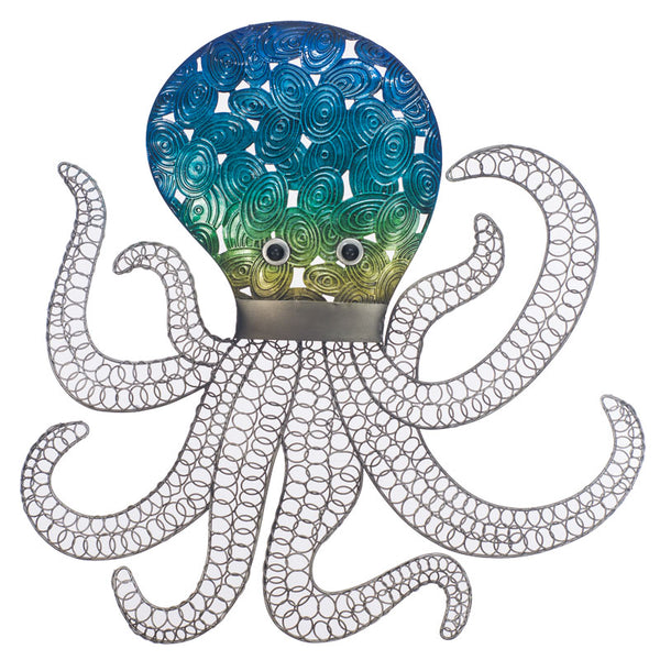 Octopus wall hanging