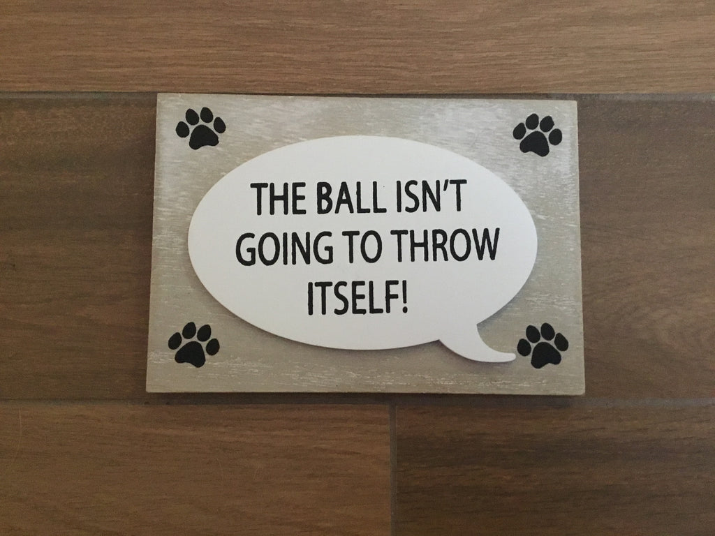 Pets Life - Hanging Plaque