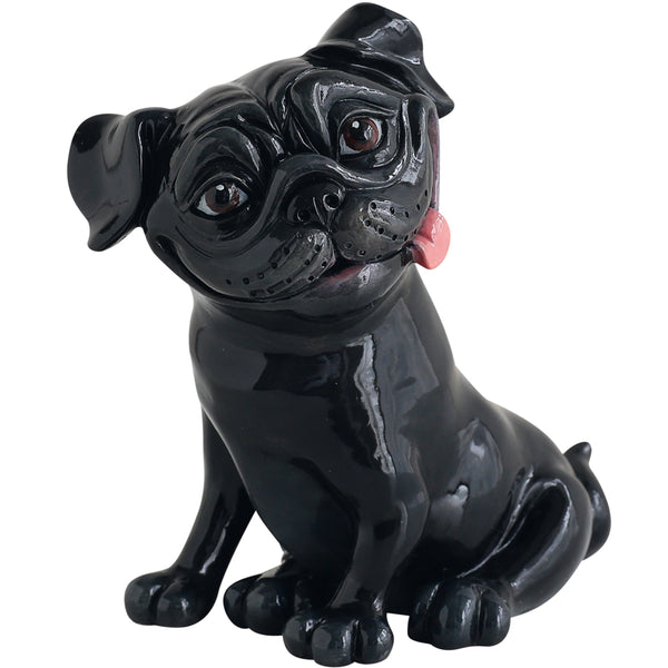 Little Paws - Pete the Black Pug