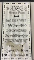 The Dogs House Rules