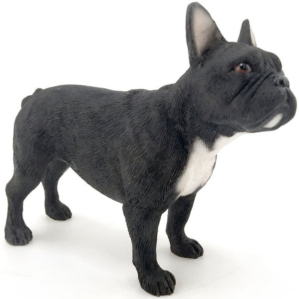 Leonardo Collection Dog - French Bulldog Black