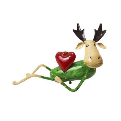 Laid back Moose with Heart