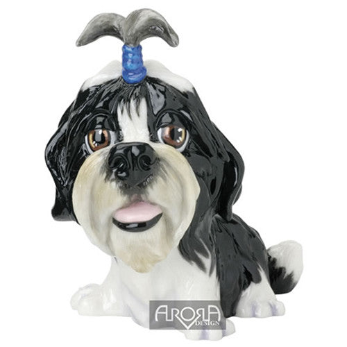 Chico - Shih Tzu little paws figurine