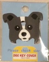 Border Collie key cover