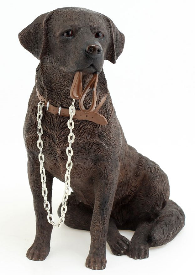 Leonardo Collection Dog - Walkies - Chocolate Labrador