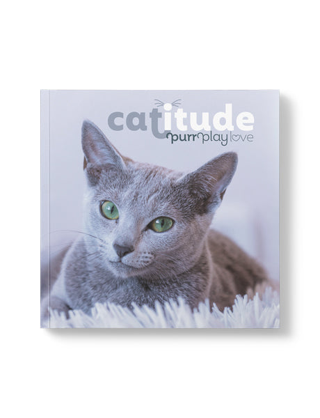 Catitude Affirmation Book