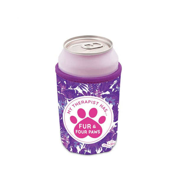Fur Baby Cooler by Lisa Pollock - My Therapist has Fur & Four Paws
