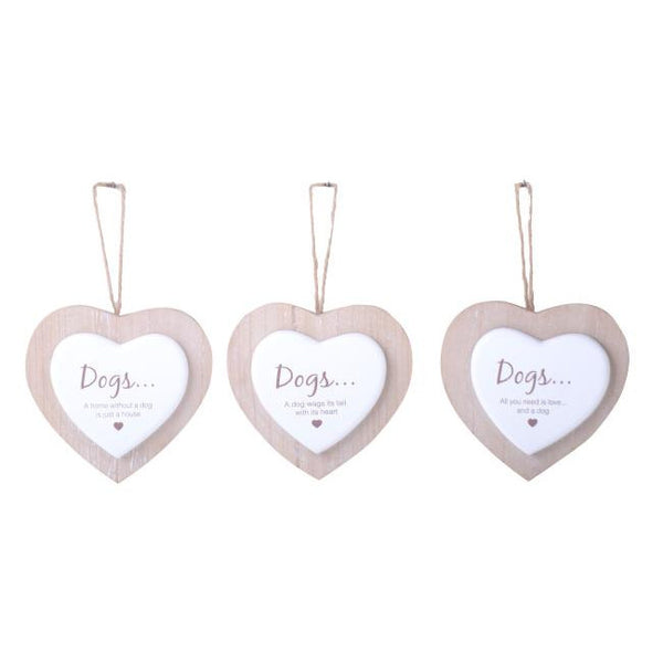 Maison Inspirational Hearts Plaque