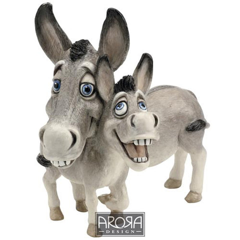 Donkey & Foal - Critters with Personality
