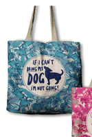 ECO Bag - If I cant bring my DOG I am not going!