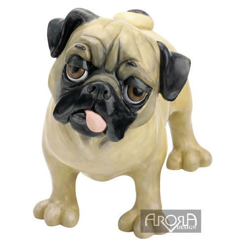 Prunella - Pug - Pets with Personality