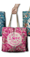 ECO Bag - True love has four paws!