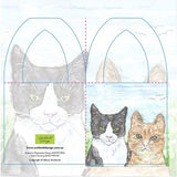 Bottle Cards - Cats