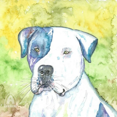 Gift Card - Reggie - Created by Alison Archibald - $3.50 ea