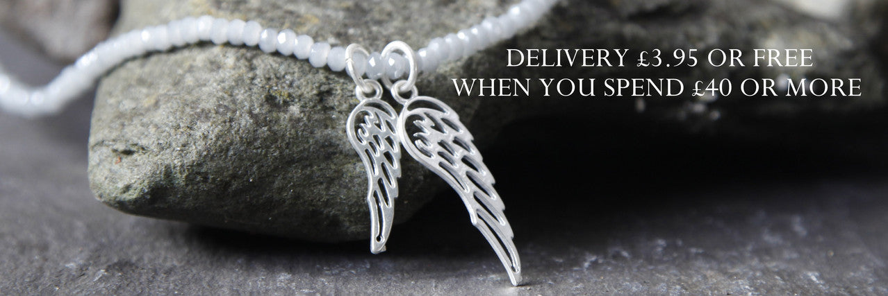 angel wing necklace Perfect GIFTS AND INTERIORS