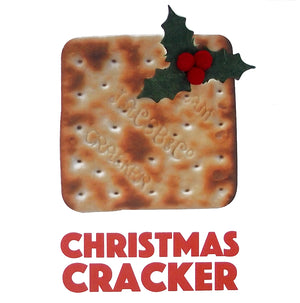 Christmas Cracker Greeting Card