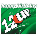 MisFitz Seven Up Greeting Card - Personalise with Name and Age!