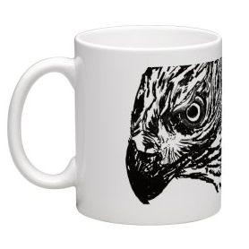 Coffee Mug - Gosh it's a Goshawk!