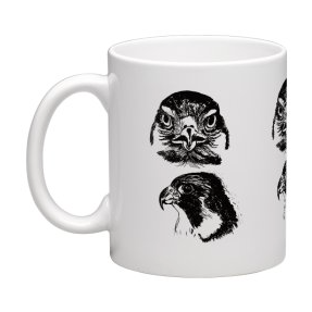 Coffee Mug - Fly Like a Falcon