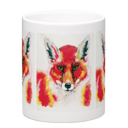 Coffee Mug - Red Red Fox