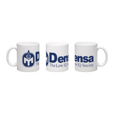 Coffee Mug - Densa Low IQ Society