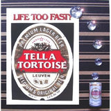 MisFitz Stella Artois 'Tell a Tortoise' Greeting Card