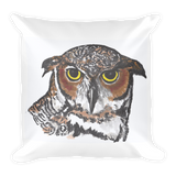 Augmented Reality - Pillow - Tawny Owl